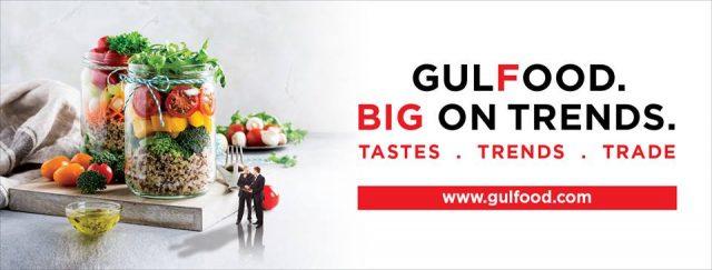 Gulfood 2018 @ DWTC, February 18-22 2018