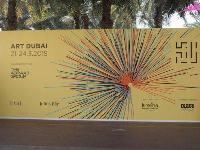 Art Dubai 2018 @ Madinat Jumeirah from 21-24 March 2018