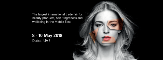 Beauty World Middle East 2018 @ DWTC, 8-10th May 2018