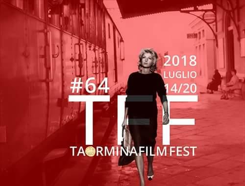 Taormina FilmFest @ Taormina dal 14 al 20 Luglio 2018