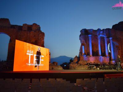 Taomina Film Festival: premiazione al Teatro Antico il 20 Luglio 2018