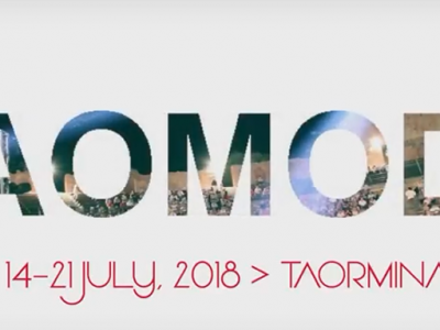 TaoModa Week 2018: Taormina dal 14 al 21 Luglio 2018