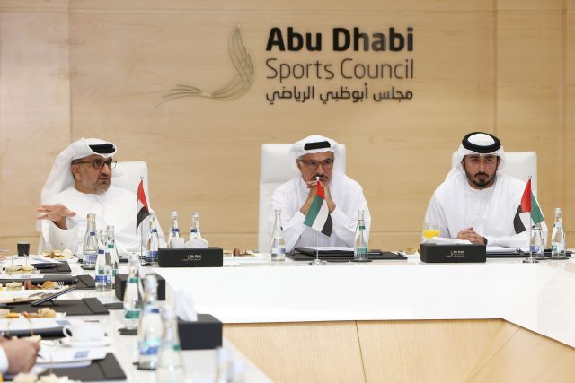 The First UAE Tour Race announced @ Abu Dhabi Sports Council