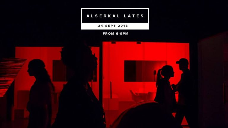 Alserkal Lates @ Alserkal Avenue on 24th September 2018