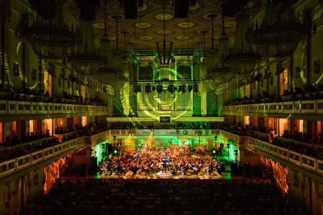 Baltic Sea Philharmonic and Kristjan Järvi to make historic 'Waterworks' tour of UAE in November 2018