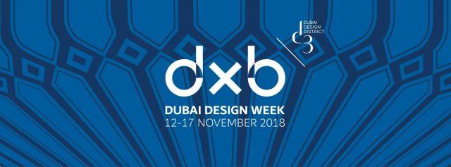 Dubai Design Week 12-17 November 2018