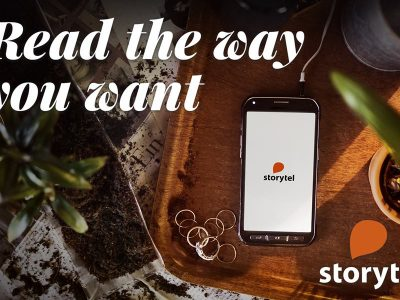 Storytel: the new way to share audiobooks lands in UAE