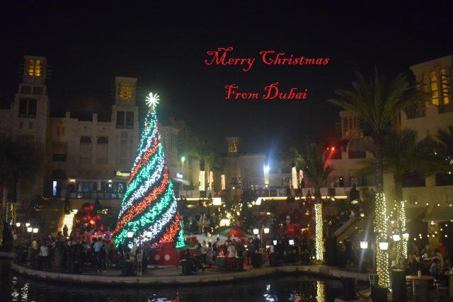 Festive Season 2018: Christmas Market in Dubai