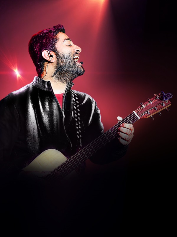 Popular Bollywood singer Arijit Singh heading to Dubai for a live performance
