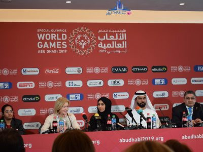 Special Olympics World Games Abu Dhabi 2019 Makes History by Welcoming 200 Nations
