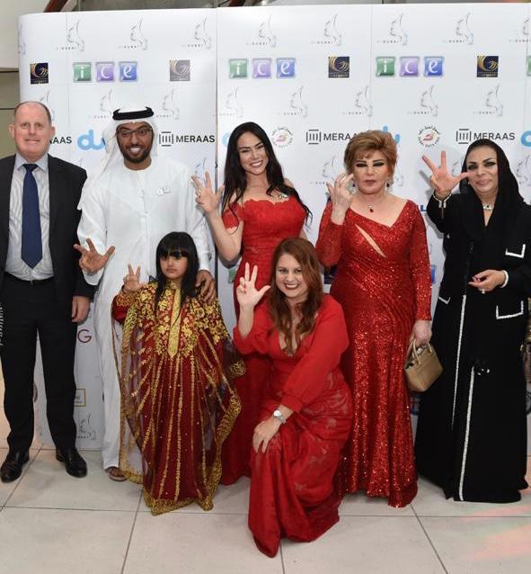 "Successful Event for ""Hi Dubai"" TV/Web Series on Emirates Airlines-ICE from March 2019"