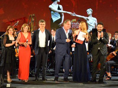 Premiazione Finale al Taormina Film Fest 65'