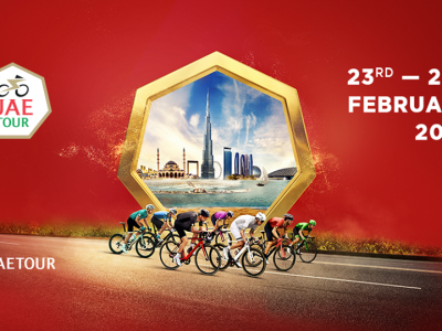 The 2020 UAE Tour will take place 23rd to 29th February, starting in Dubai and finishing in Abu Dhabi