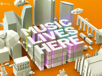 Milano Music Week dal 18-24 Novembre 2019