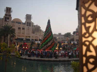 Festive Season 2019: Christmas Market in Dubai