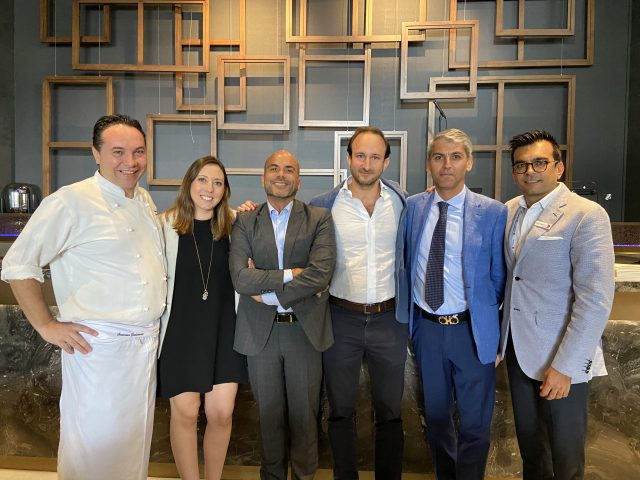 100PER100 Italian Talks @ Roberto's DIFC on 20th February 2020