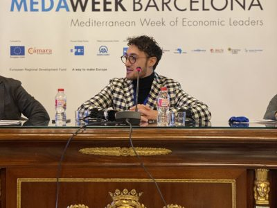 THE ARAB FASHION COUNCIL REPRESENTS THE FASHION INDUSTRY AT THE MEDITERRANEAN WEEK OF ECONOMIC LEADERS IN BARCELONA