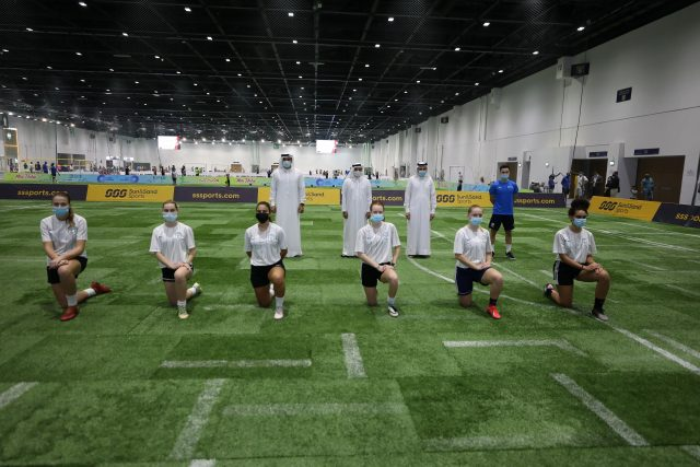 DUBAI SPORTS WORLD MARKS OFFICIAL OPENING AT DUBAI WORLD TRADE CENTRE