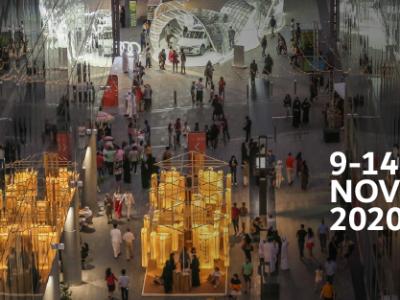 Dubai Design Week @D3, 9-14 November 2020