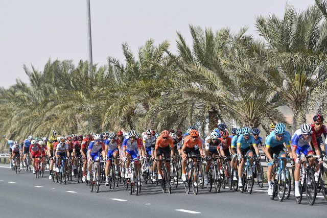 The UAE Tour returns from 21st to 27th February 2021