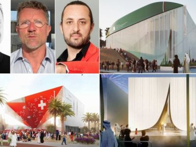 Innovation and Sustainability at Expo Dubai: the Designers of the Pavilions of Italy, Finland and Switzerland compared