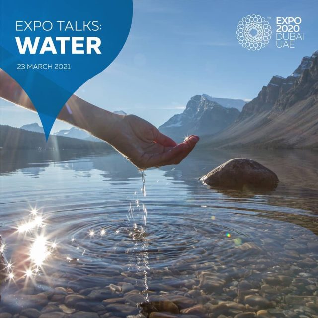 EXPO 2020: With 'Water', the last pre-Expo event, Italy confirms the leading role that it is projected to play at Dubai from october